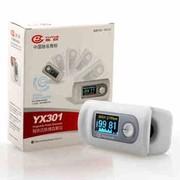 鱼跃 指夹式血氧仪YX301