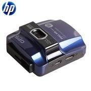 惠普 HP F210 行车记录仪1080p高清夜视 130度超广角车载记录仪 正品_香槟金(16G)
