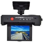 守护眼 CDR-E05 宽动态高清夜视1080P行车记录仪 黑色 标配+东芝32G高速卡