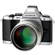 奥林巴斯 M.ZUIKO DIGITAL ED 75mm f1.8 高品质长焦人像镜头(银色)