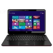 惠普 Envy 6-1214TX 15.6英寸超极本(i7-3537U/4G/500G+32G SSD/HD8750M/蓝牙/Win8/黑红色)