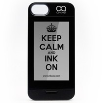 OAXIS inkcase i5 iPhone5/5s专用手机壳背壳保护套保护壳 E-ink电纸书内置产品图片主图
