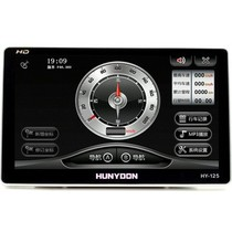 HUNYDON 凯立德车载GPS汽车导航仪 导航仪电子狗行车记录仪一体机产品图片主图
