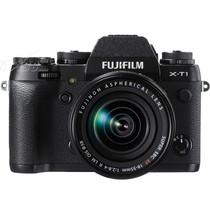 富士 X-T1 单电套机 黑色(XF 18-55mm F2.8-4 R LM OIS 镜头)产品图片主图