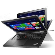 ThinkPad S1 Yoga 20CDS00700 12.5英寸超极本(i7-4500U/8G/256G SSD/核显/触屏/Win8.1/陨石银)产品图片主图
