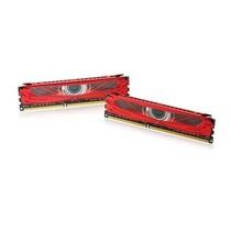 宇瞻 盔甲武士 (赤焰甲) DDR3 1600 8g(4g*2)台式机内存产品图片主图