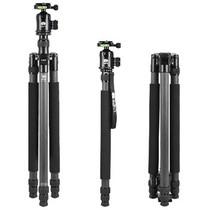 思锐 N-3203X+K-30X 反折三脚架套装 顶级碳纤维材质产品图片主图