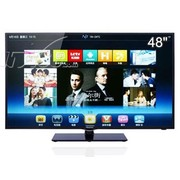 海信 LED48EC280JD 48英寸网络智能LED液晶电视(黑色)