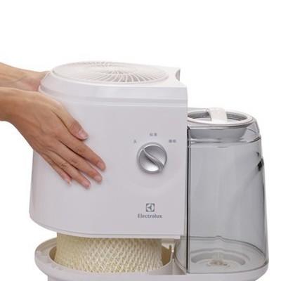 伊莱克斯 EEH1000 加湿器 3.5L水箱 无白粉 蒸发式加湿产品图片3