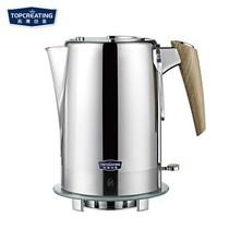 拓璞 DK295电水壶不锈钢不锈钢水壶304不锈钢电热水壶1.7L产品图片主图
