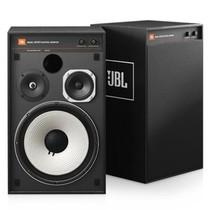 JBL 4312EBK 监听系列HIFI音箱 黑色产品图片主图