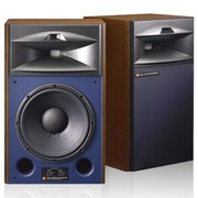 JBL 4429 监听系列HIFI音箱 胡桃木色