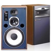 JBL 4307 监听系列HIFI音箱 胡桃木色
