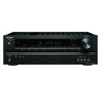 安桥 TX-SR309(B)5.1声道环绕家庭影院影音接收机功放机(黑色)产品图片主图