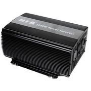 纽福克斯 NFA12V转220V户外施工车载逆变器3000W家用大功率电源转换器升压7409