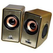 雅狐 L-053 迷你Hi-Fi音箱 2.0声道 3D动感音效/多用途