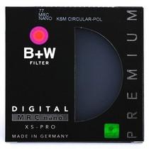 B+W 77 MRC NANO KSM  XSP  CPL 凯氏超薄多膜偏振镜产品图片主图