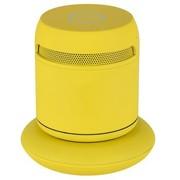德仕 阿希莫3代1189 无线便携蓝牙语音音箱 迷你小音箱 黄色