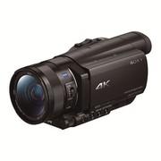 索尼 FDR-AX100E 4K高清摄像机