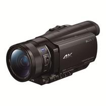 索尼 FDR-AX100E 4K高清摄像机产品图片主图