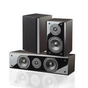 CAV MR7C/S家庭影院音响中置环绕高保真挂墙式木质音箱