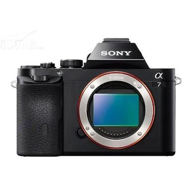 索尼 A7 微单套机 黑色(FE 28-70mm F3.5-5.6 OSS 镜头)产品图片2