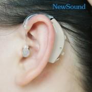 新声 /双通道数字无线充电式助听器VIVO103 适合于老年人耳聋