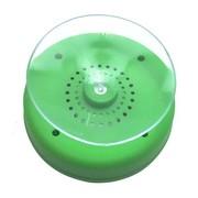奥笛声 音箱 BTS-06防水蓝牙音箱吸盘无线迷你小音响浴室厨房车载免提手机平板通 绿色