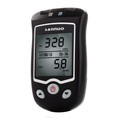 三诺 血糖尿酸测试仪 EA-11产品图片2