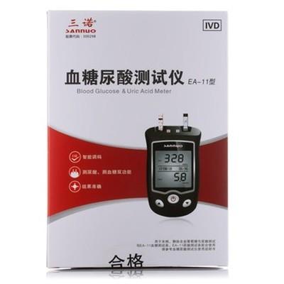 三诺 血糖尿酸测试仪 EA-11产品图片3