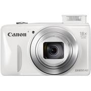 佳能 SX600 HS 数码相机 白色(1600万像素 3英寸液晶屏 18倍光学变焦 25mm广角)