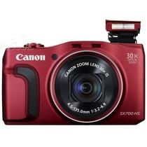 佳能 SX700 HS 数码相机 红色(1610万像素 30倍光学变焦 3英寸液晶屏)产品图片主图