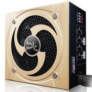 游戏伙伴 额定450W战王猎刃HB450电源(模组化/85%效率/大尺寸设计/超静音)