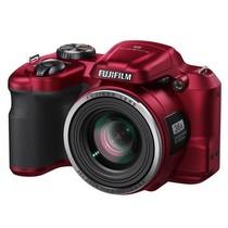 富士 S8600 长焦数码相机 红色(1600万像素 36倍光学变焦 3英寸LCD 1cm超微距)产品图片主图