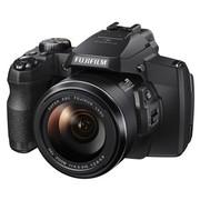 富士 S1 长焦数码相机 黑色(1600万像素 50倍光变  3英寸翻转屏 USB充电 WiFi 防尘防滴机身)