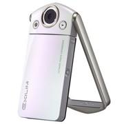 卡西欧 EX-TR350S 数码相机 礼盒版 白色 (1210万像素 3.0英寸超高清LCD 21mm广角 自拍神器)