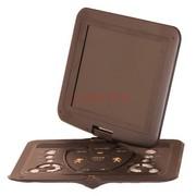 金正 1510黑色15寸移动dvd影碟机evd高清带电视便携式DVD播放机
