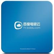 天敏 百度电视云 D1四核旗舰版 网络机顶盒播放器 无线高清网络电视机顶盒子 蓝色