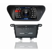 卡仕达 领航系列 本田思铂睿 专车专用车载DVD导航一体机CA074-T 导航+后视+包安装