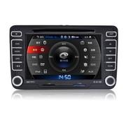 卡仕达 领航系列 大众11款朗逸高配 专车专用车载DVD导航一体机CA227-TA 导航+包安装