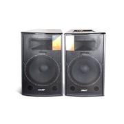 先科 905单15寸喇叭专业户外舞台音箱有源会议对箱音响