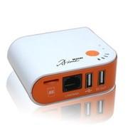 爱玛科 3G路由/WIFI无线路由/云存储/大容量5000以上移动电源