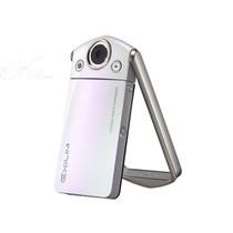 卡西欧 TR350S 数码相机 莹贝白(1210万像素 3.0英寸超高清LCD 21mm广角 自拍神器)产品图片主图
