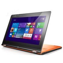 联想 Yoga13 II 13.3英寸笔记本(i5-4200U/4G/128G SSD/变形触控/高分屏/Win8.1/日光橙)产品图片主图
