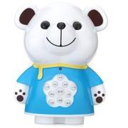 文曲星 K305 早教故事机 儿童益智玩具 4G可扩展 可充电录音下载 海量资源 断电续播