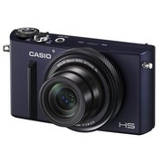 卡西欧 EX-10 数码相机 深蓝色(1210万像素 3.5英寸超高清LCD 28mm广角)