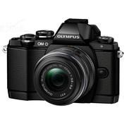 奥林巴斯 E-M10 微型单电套机 黑色(M.ZUIKO DIGITAL 14-42mm F3.5-5.6 Ⅱ R镜头)
