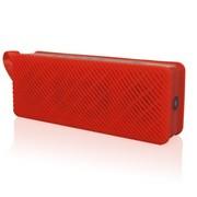倍加乐 HT1088无惧者 防水户外蓝牙音箱 可接听电话 便携手机插卡音响 移动电源 手电筒 红色