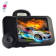 守护眼 VVG-CBN11  夜视王高清1080P  行车记录仪 台湾工厂生产 黑色 标配+东芝8G高速卡