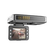 天驰达 DT-651S车载行车记录仪电子狗一体机高清广角夜视流动固定雷达测速
